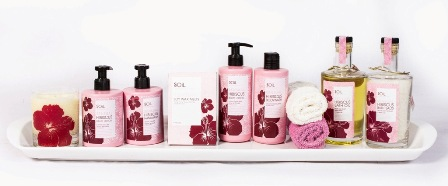 The Full Sensual Hibiscus Range