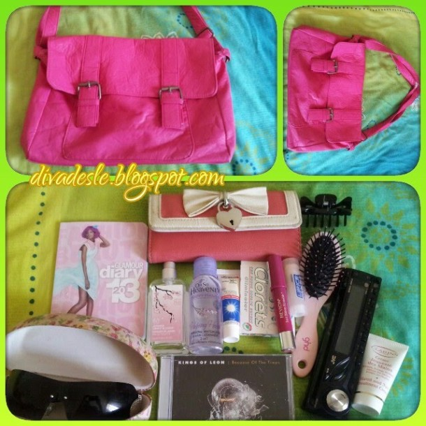 Desle bag post photo