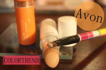 Avon color trend concealer correcteur білоруська косметика купить