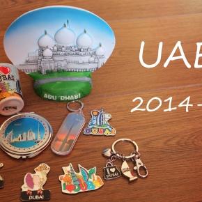 Travels: UAE 2014/15 – Part1