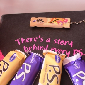 {Giveaway} Share a Cadbury P.S Bar