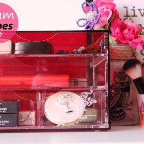 {Part 1} Acrylic Makeup Storage :Glam-Cubes