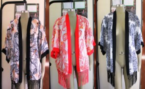 Fashion Friday: Kimono