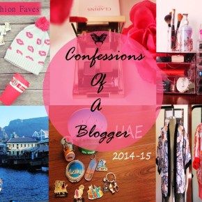 {TAG} You're it! – Confessions Of A Blogger.