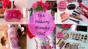 {TAG} You're it! : The Beauty Blogger