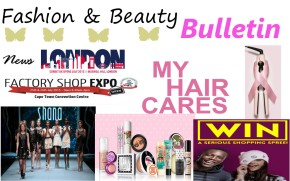 Magazine Monday: Beauty and Fashion Bulletin. #3