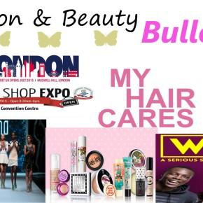 Magazine Monday: Beauty and Fashion Bulletin.#3