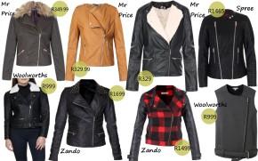 Magazine Monday: The Biker Jacket for guys and girls#2