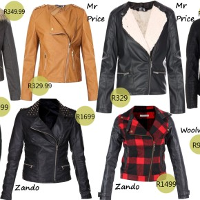 Magazine Monday: The Biker Jacket for guys and girls #2
