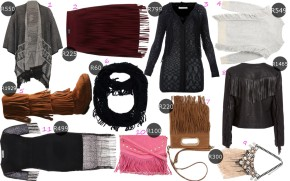 Fashion Friday: Fringe