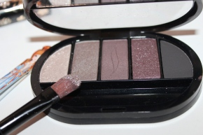 {Review} Sephora – Colorful 5 eye shadowpalette.