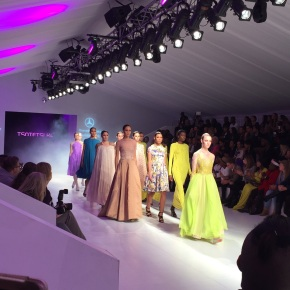 Fashion Friday: Day 3 MBFWCT Next Generation Low down +Outfit