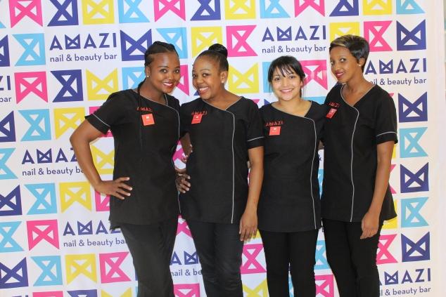City Girl Vibe Aamzi Team