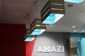 {Event} Amazi store launch#ManicureMonday