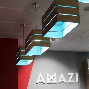 {Event} Amazi store launch #ManicureMonday