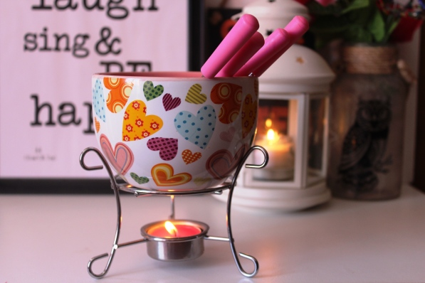 City Girl Vibe Fondue set