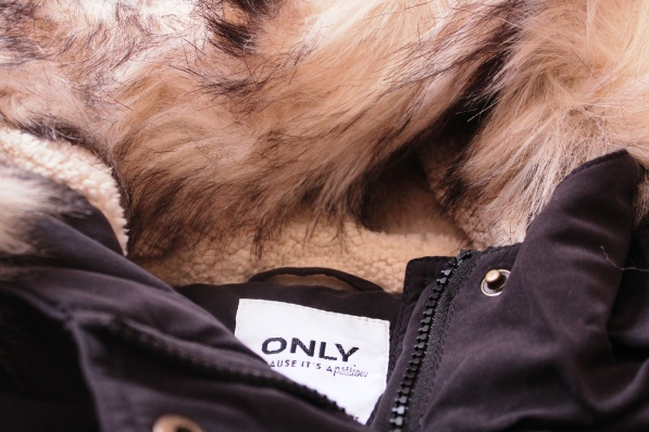 City Girl Vibe Fur Parka