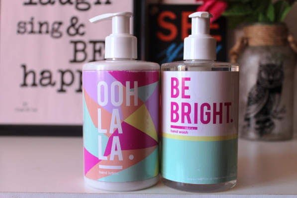 City Girl Vibe Hand wash and lotion