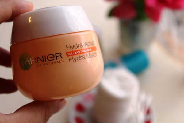 City Girl Vibe  Garnier Hydra Adapt and Hydra Match