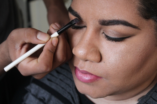 City Girl Vibe Hean Cosmetics Brow filling