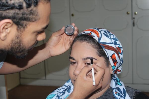 City Girl Vibe Hean Cosmetics x Zoor Makeup
