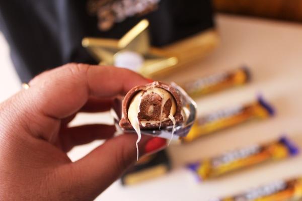 City Girl Vibe Cadbury 5Star Chocolate