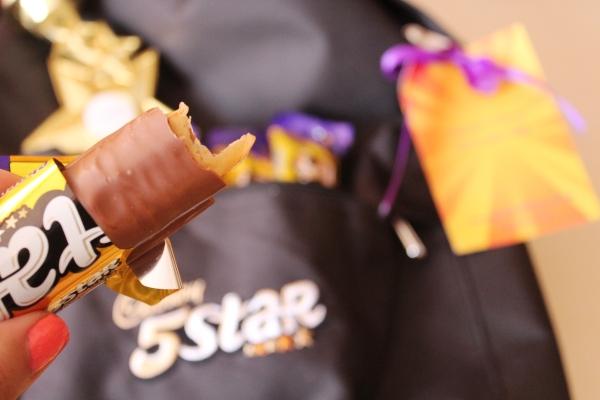 City Girl Vibe Cadbury 5Star #Gimme5Star