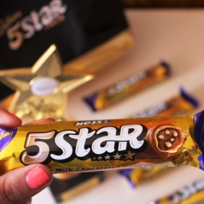 {New In} Cadbury 5Star