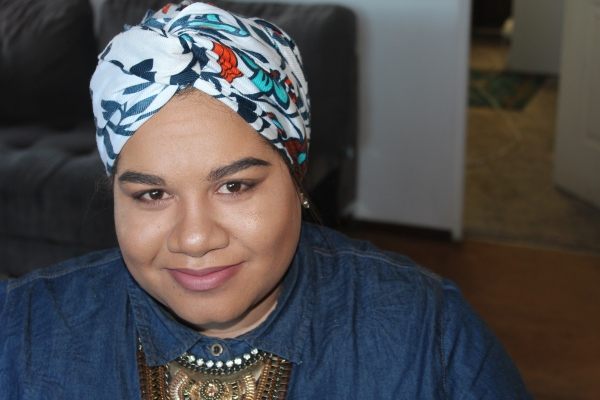 City Girl Vibe Modest Turban Tutorial Look