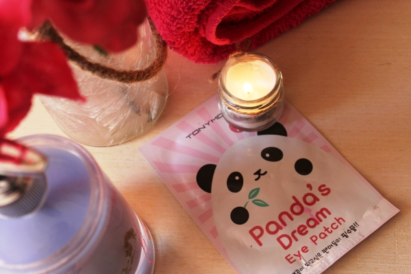 City Girl Vibe Tony Moly Panda's dream eyepatch