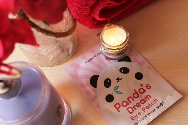 City Girl Vibe Tony Moly Panda's dream eyepatch