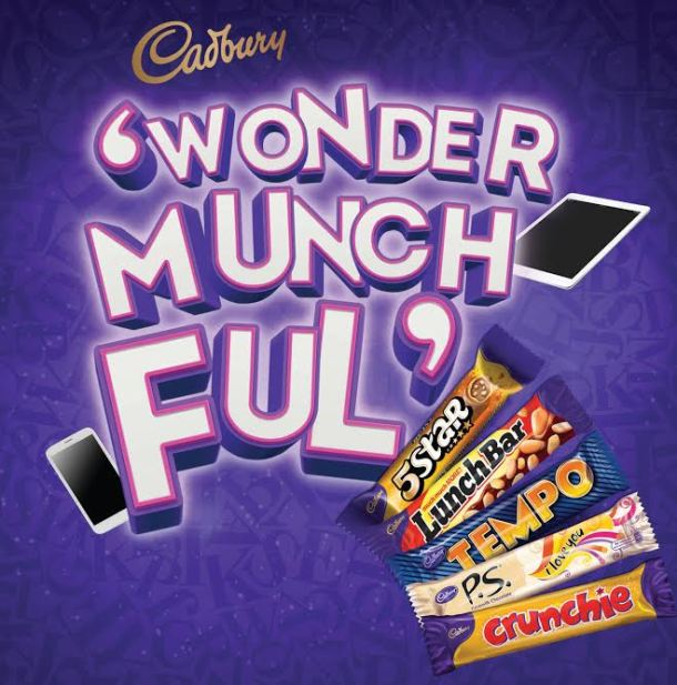 Cadbury Wondermunchful