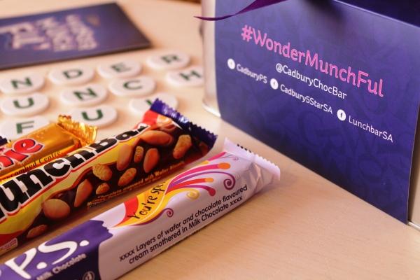 City Girl Vibe x Cadbury Wondermunchful campaign giveaway