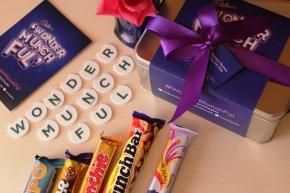 {Giveaway} Cadbury #Wondermunchful
