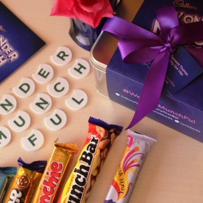 {Giveaway} Cadbury #Wondermunchful