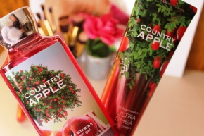 Bath and Body Works in South Africa + {First Impressions} Country Apple Range