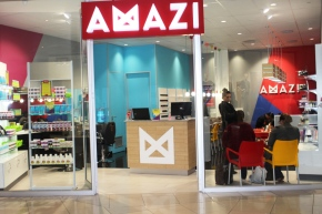 {Event} Amazi Store Launch N1 City
