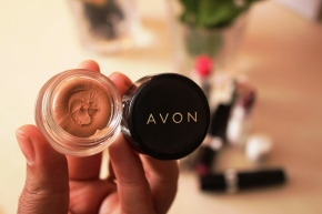 {Review} Avon Eyeshadow Primer