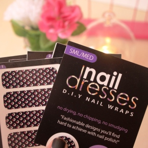 {Nail Dresses} The easy way to nail art designs.