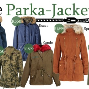 Fashion Friday: The Parka Jacket.