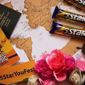 {WIN} Cadbury 5Star Global Music Experience