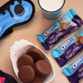 Oreo x Cadbury Dairy Milk#OreoEnrobed