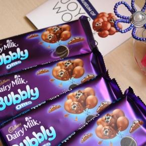 Cadbury Dairy Milk Bubbly Oreo #WonderfilledBubbles