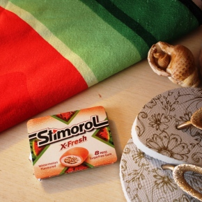 {New} Stimorol #XFreshWatermelon