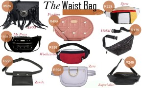 Fashion Friday: The Waist Bag