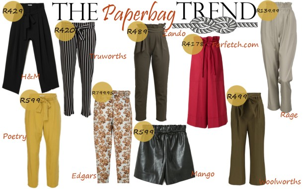 City Girl Vibe x The Paper Bage Trend