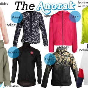 Fashion Friday: The Anorak