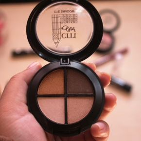 {Review} Citi Girl Makeup line review + Makeup look