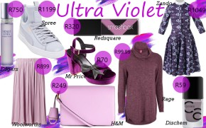 Fashion Friday: Ultra Violet