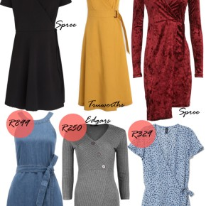 Fashion Friday: The Wrap Dress